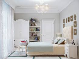Teenage Girls Bedroom Ideas by White Wall Sticker Luxurious Teenage Bedroom Design With