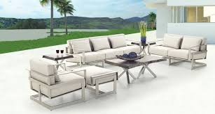 modern santa barbara outdoor seating