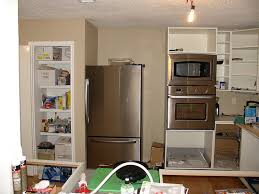 Double Wall Oven Cabinet Double Oven And Microwave In Same 80inch Cabinet Ikea Fans See
