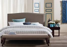 Settee Bench Cushion Sofa 482525 High Back Settee Linen V2 Bedroom Bench Sofas Great