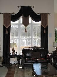 unique window treatments unusual swag window treatment with flags window wear etc