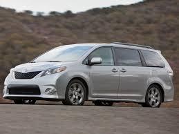 lexus wheels on sienna 2011 toyota sienna toyota minivan review automobile magazine