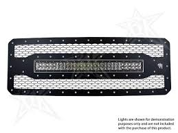 Ford F250 Truck Accessories - 2011 2016 ford f 250 f 350 super duty led grille rigid