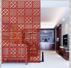 online buy wholesale wooden room divider carved lot from china