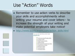 Use Action Verbs Resume by Resume Writing Workshop I Was Born In A Log Cabin On A Beautiful