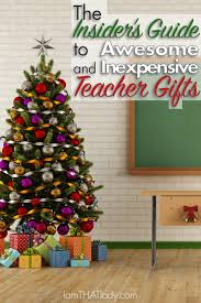 the insider u0027s guide to awesome and inexpensive teacher gifts