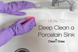 how do you clean a porcelain sink clean ones lifestyle blog how to deep a porcelain sink loversiq