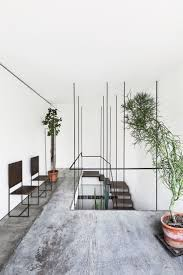 innred bare stairs bare med minimalist home decor wearing