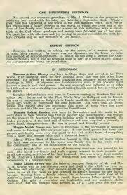 sermon on birthday thanksgiving st andrew u0027s presbyterian church newsletter september 1972