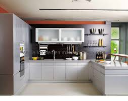 Bargain Outlet Kitchen Cabinets Pvc Kitchen Cabinets Shining Design 8 Modern Style White Cabinet