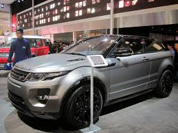 land rover chinese range rover evoque special edition with victoria beckham at auto