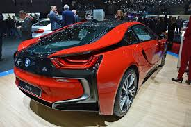 cars bmw red cars how do you like the bmw i8 in red
