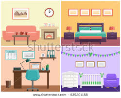 living room clipart house interior pencil and in color living