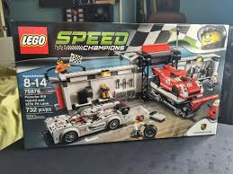 porsche lego set lego 75876 porsche 919 hybrid and porsche 917k pit lane album on