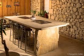 plancha de cuisine table plancha simple cuisine exterieure castorama meuble cuisine