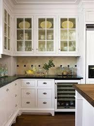 white kitchen cabinet glass doors kitchen cabinets in white kitchen cabinet design