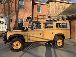 land rover camel 1984 camel trophy 110 lhd defender source