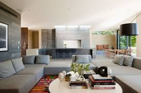 open living room kitchen designs airy living rooms with open kitchen designs
