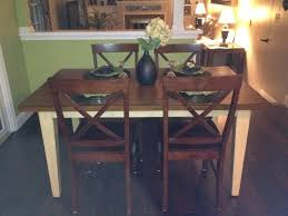 outdoor pier one imports kitchen table eastwood java dining