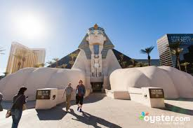 Hotels In Las Vegas Map by Map Of Luxor Las Vegas Hotel Oyster Com Review U0026 Photos