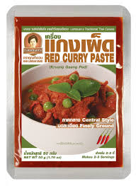 cuisine en g เคร องแกงเผ ด curry paste 50 กร ม g ค ณลำดวน chumphon