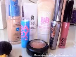 makeup for beginners the teen fashion blogger makeup