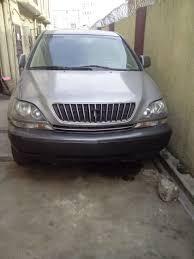 lexus rx300 for sale in nigeria clean tokunbo lexus rx300 for sale 1 550m autos nigeria