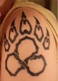 100 bear claw tattoo designs 40 amazing dog paw tattoo