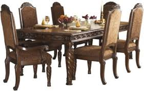 ashley dining room tables ashley north shore 7 piece dining set homemakers furniture