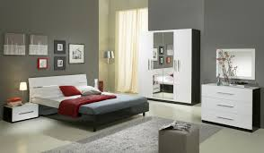 Chambre A Coucher Blanc Design by Indogate Com Chambre A Coucher But