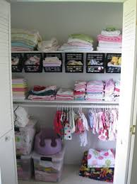 furniture awesome small nursery closet organization ideas