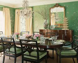 Green Dining Room Table 10 fresh green dining room interior design ideas https