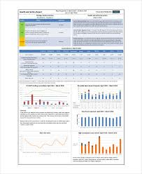 safety report templates 11 free word pdf format