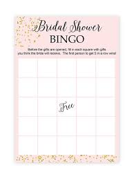 wedding words for bingo 10 printable bridal shower to diy