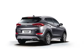 hyundai tucson silver tucson hyundai motor india new thinking new possibilities