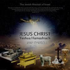 jesus christ is the messiah