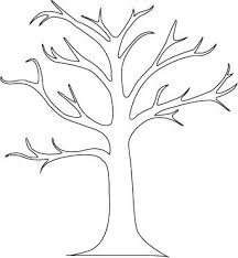 how to create a tree mural string tree outline and craft