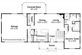 Finished Basement House Plans House Plan Ranch House Plans Gatsby 30 664 Associated Designs