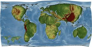 Future Map Of The World by Global Spaces Of Food Production Views Of The World
