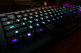 Sweet Light Review Steelseries Apex M800 Mechanical Keyboard