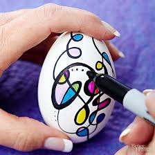 Easter Egg Decorations For The Yard by 8 Simple Easter Egg Decorating Hacks