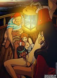 Captain Hook hentai 