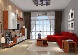 Led Tv Wall Mount Furniture Design Living Room Decorating Ideas With Brown Leather Couch 22