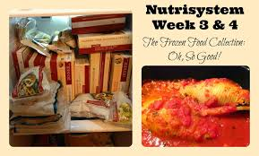 nutrisystem with own food nutrisystem all frozen food