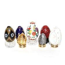 decorative eggs collection of decorative eggs ebth