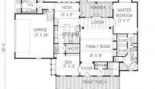 hollyhock house plan stunning ennis house floor plan images best ideas interior
