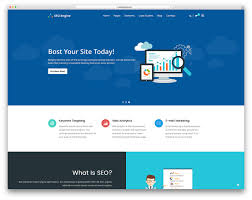 20 Best Seo Friendly Wordpress Themes 2017 Colorlib