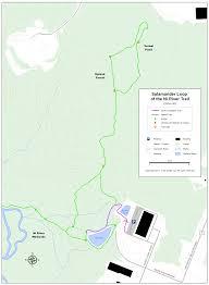 Fredericksburg Va Map Salamander Loop Mountain Bike Trail Fredericksburg Area Mountain