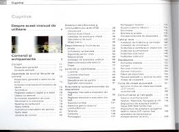 manual de utilizare audi a4 b6 documents