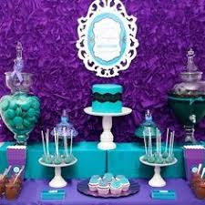 purple baby shower ideas purple and aqua baby shower decor ideas dessert table purple